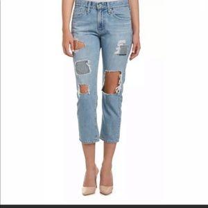 AG the drew straight leg jeans